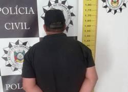 Homem é preso por tráfico de entorpecentes e posse ilegal de arma de fogo em Gramado
