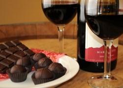 Bento recebe curso de harmonização de vinhos com chocolates