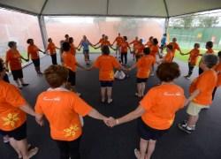 Idosos de Bento e Nova Prata participam da 15ª Convenção da Maturidade Ativa Sesc