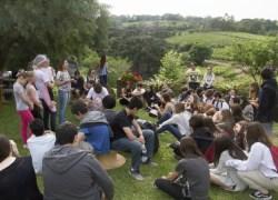 Projeto de Boas Práticas de Agricultura Familiar de Bento é referência para escola do Rio de Janeiro