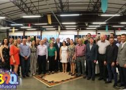 Evento reúne setores da gastronomia e hotelaria da região Uva e Vinho, nos 70 anos do SEGH