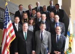 UCS coordena missão técnica de prefeitos da região aos EUA