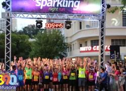 Sparkling Night Run reúne corrida, caminhada e gastronomia em Bento