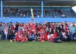 Santa Bárbara é campeão no Municipal de Futebol em Monte Belo