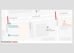 Via no bairro Planalto será bloqueada domingo para o 3º Encontro de Carros Antigos