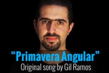 """Primavera Angular"" – Original piano song by Gil Ramos"