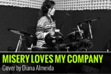 MISERY LOVES MY COMPANY – COVER POR DIANA ALMEIDA