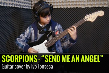 """SCORPIONS – """"SEND ME AN ANGEL"""" Estudo de Guitarra por Ivo Fonseca"""