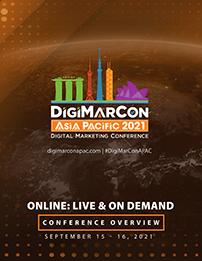 Digimarcon Asia pacific brochure