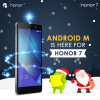 Honor 7 Android M Update