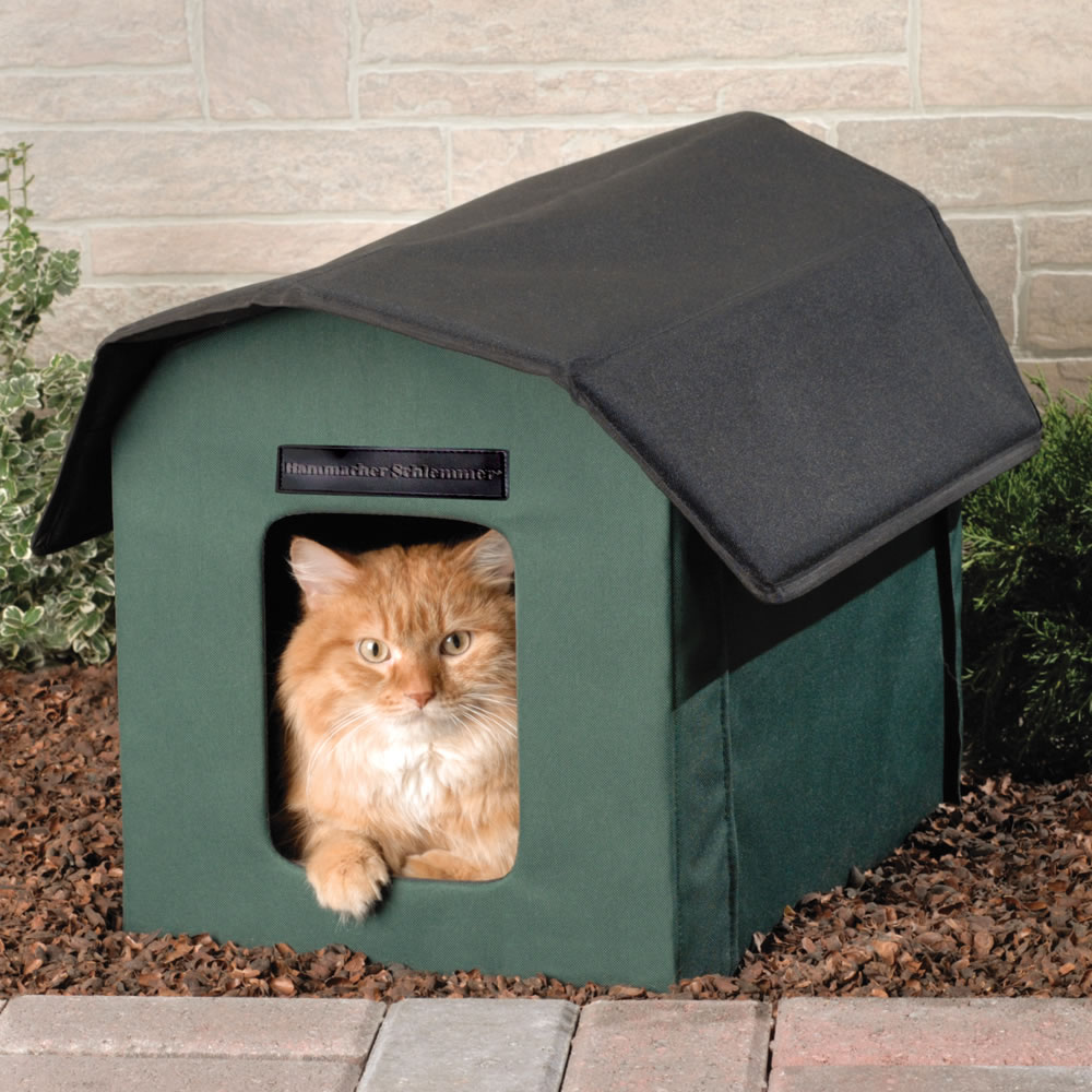 Fullsize Of Outdoor Cat House