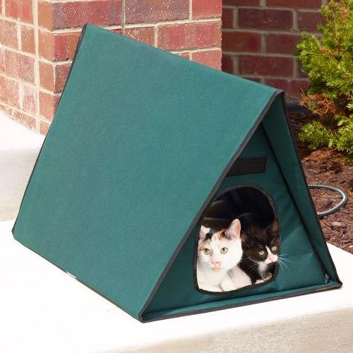 Medium Of Outdoor Cat House