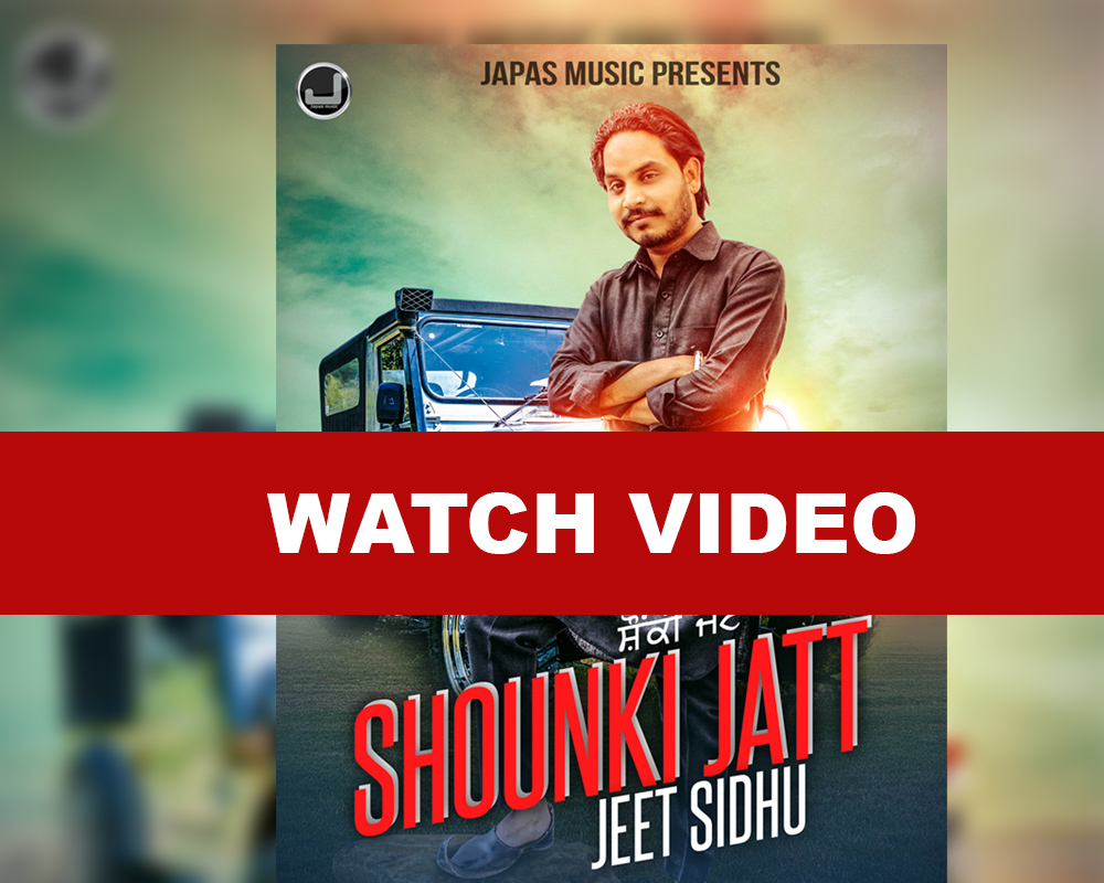 Jeet Sidhu New Song