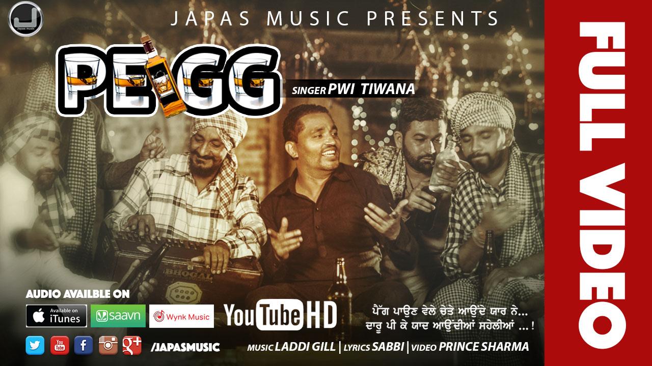 Latest Punjabi Song Pegg