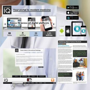 Mobile Optimisation and Website Development, Intervention IQ