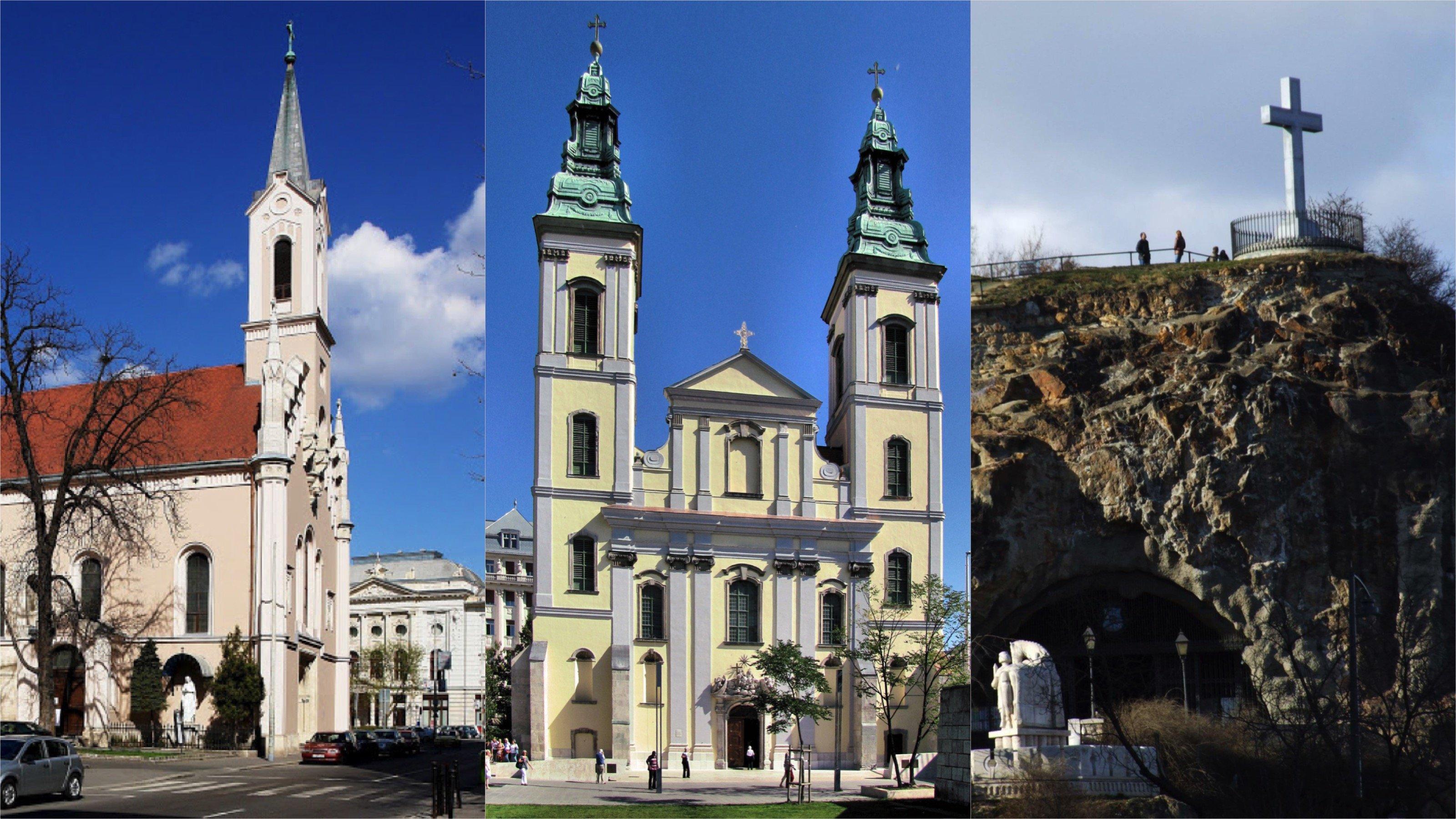 churches budapest
