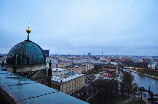 View of the Alte Nationalgalerie