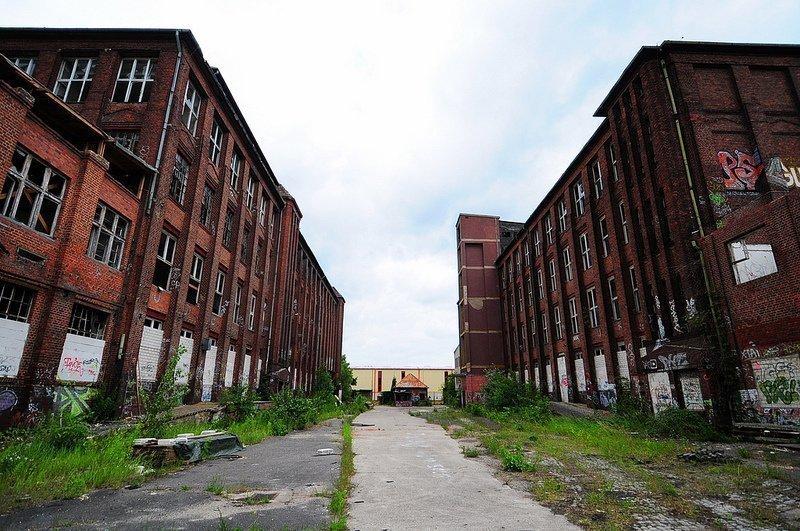 VEB Kabelwerk Koepenick Factory Buildings