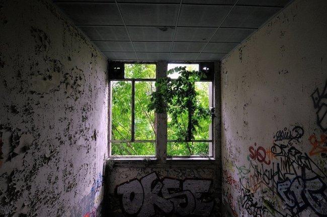 koepenick abandoned room