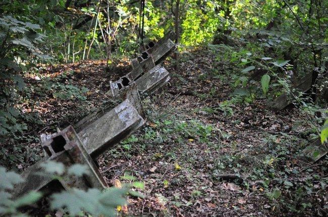 anti tank barriers stahnsdorf germany