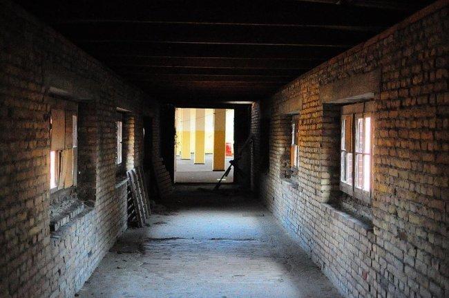 abandoned depot bernau