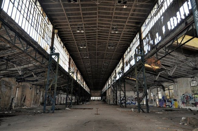 fabrik halle veb kuehlautomat berlin