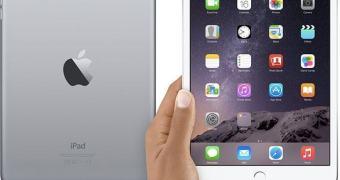 iPad Mini 3 continua praticamente o mesmo, mas agora tem TouchID