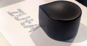 Zuta, uma impressora que pode ser levada para qualquer lugar