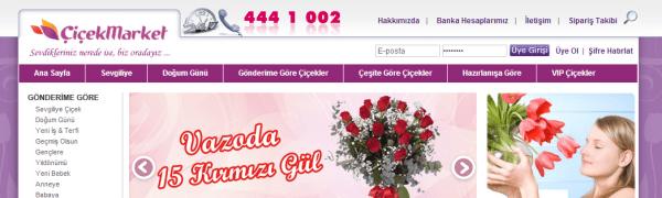 ciçek-Market-Online