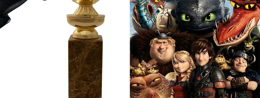 Drachenzähmen Golden Globes