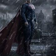 Batman vs Superman - Plakat Superman