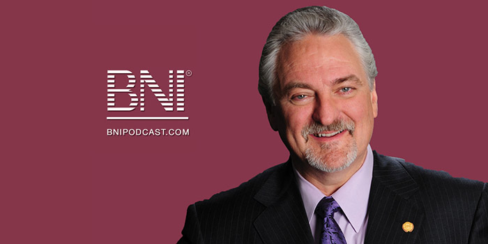 Frank Felker Created The Official BNI Podcast