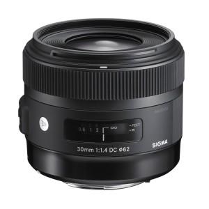 Sigma Lens Digital Nomad