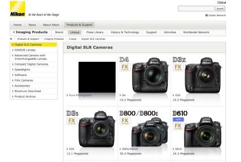 Nikon Pure Photography