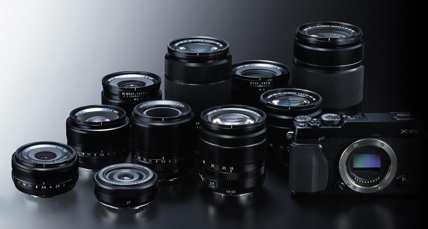 Fuji lens rebates