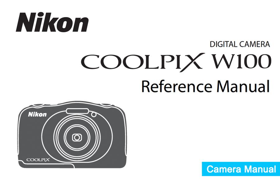 nikon-coolpix-w100-manual-pdf