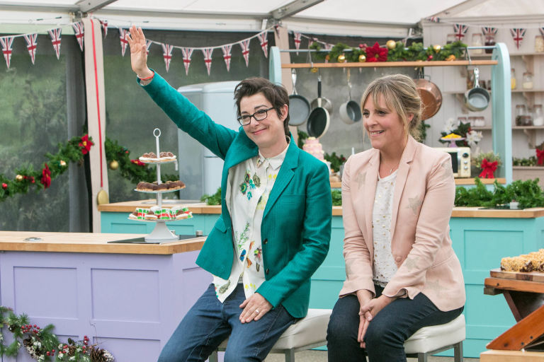 The Great Christmas Bake Off, starring Mary Berry, Paul Hollywood, Mel & Sue and former contestants Norman Calder, Mary-Anne Boermans, Cathryn Dresser, Ali Imdad, Janet Basu, James Morton, Howard Middleton and Chetna Makan