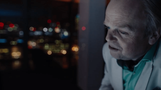 Toby Jones in the Sherlock trailer