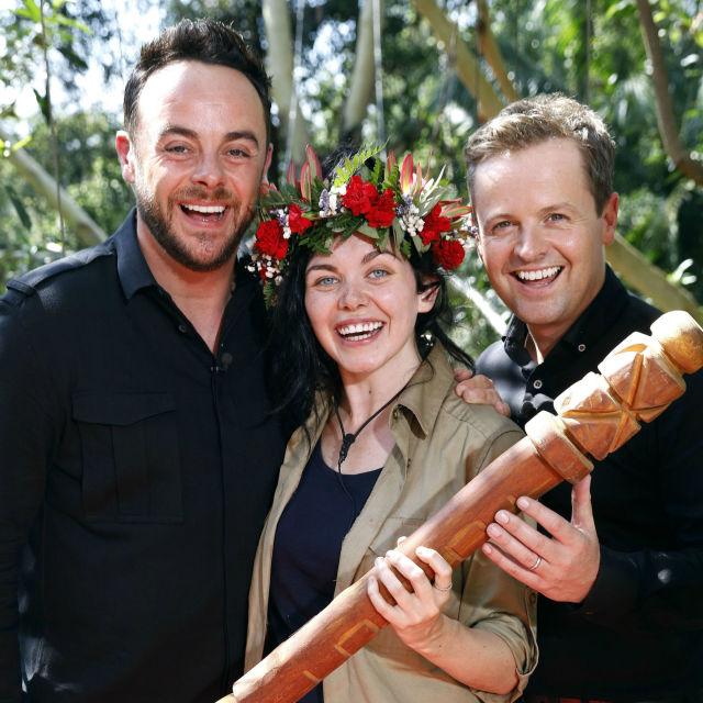 I'm a Celebrity 2016: Scarlett Moffatt is queen of the jungle
