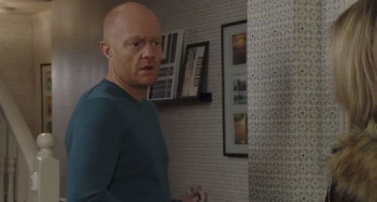 Max Branning and Glenda Mitchell in EastEnders