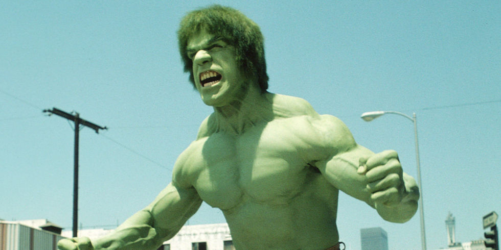 14 hilarious reasons why the Hulk hulk ed out in the classic TV show Lou Ferrigno in The Incredible Hulk