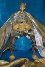 1768. Головной убор сакской принцессы