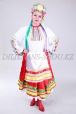 2123 украинский национальный костюм женский