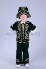 0011. Казахский костюм кюйши