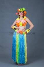 5698. Гавайский женский костюм