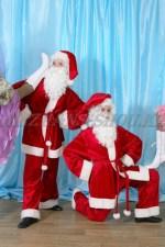 2673 Санта Клаусы и Снегурочки