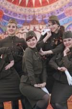 m-8508 женский военный костюм