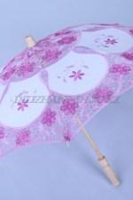 1861. Кружевной зонт