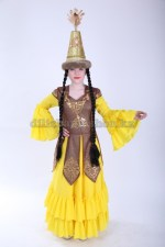 0104. Казахский костюм