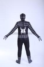 3759. Марвел. Человек Паук в черном (вид сзади)